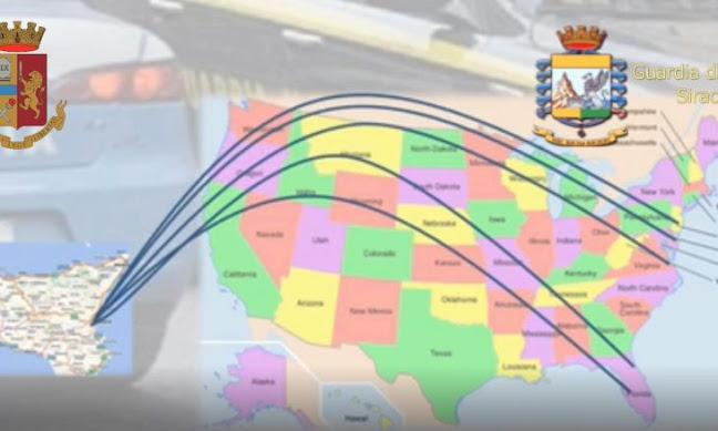 """Operazione """"Fast Shipping"""": traffico di droga tra Sicilia e America, 29 indagati (VIDEO)"""