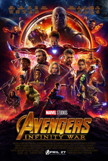 Download Avengers Infinity War Full Movie HD 1080p [1.3GB] Tamilrockers