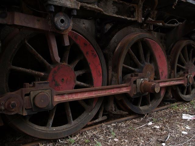 Μουσείο τραίνων ο σταθμός των Μύλων στην Αργολίδα - Ποδηλατόδρομος ο σιδηροδρομικός άξονας Άργους - Ναυπλίου