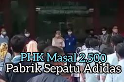PHK Massal 2500 Karyawan Adidas