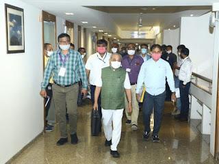 Gujarat Budget 2021-22   Paperless Budget   Gujarat Assembly Budget Session 2021 Live update
