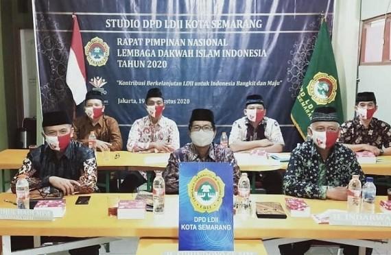 Himbauan LDII Semarang : Terapkan Protokol Kesehatan Di Setiap Kegiatan