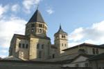Monasterio de Cluny, en Francia