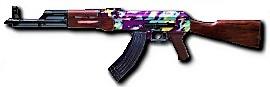 AK 47 Easter 20