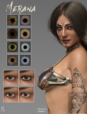Pix Merana for Genesis 3 Female