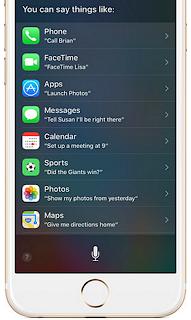 iOS 10 Manual step by step Using Siri