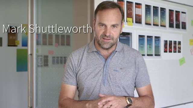 Mark Shuttleworth - Canonical Ubuntu