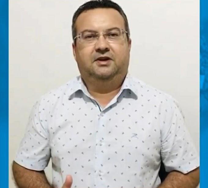 Prefeito Mauricinho anuncia gratificação para os profissionais de saúde que atuam no combate ao covid-19