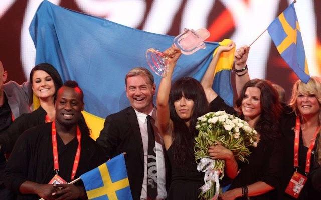 الفنانة السويدية لورين المغنية