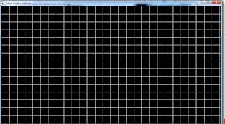 Graph Unit Pascal : membuat Jaring Kotak dengan Perulangan