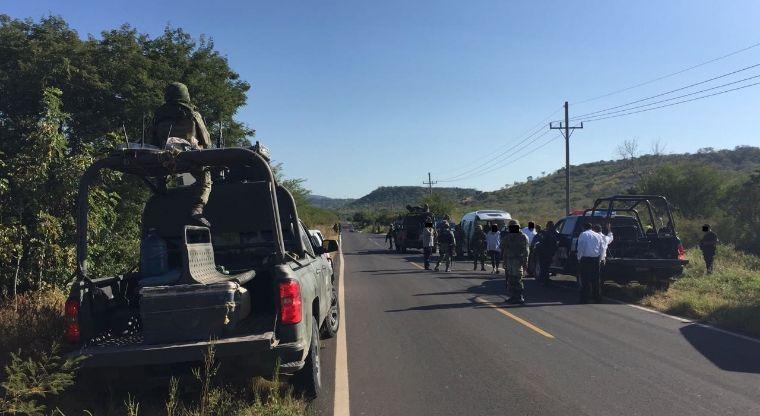 Torturan y ejecutan a militar en Sinaloa