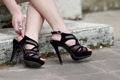 coleccion de Zapatos de Noche