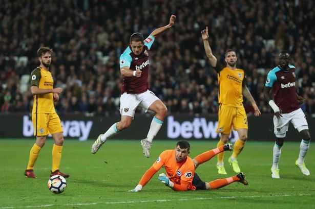 Brighton vs West Ham United