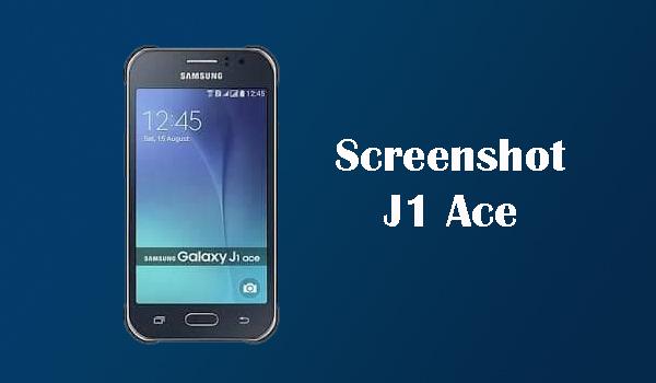 Cara Screenshot Samsung J1 Ice Terbaru 2020