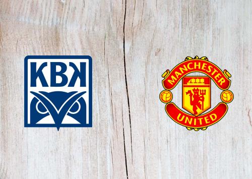 Kristiansund vs Manchester United -Highlights 30 July 2019