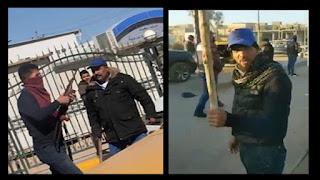 Pendukung Pemimpin Syiah Irak Tembaki Para Pengunjuk Rasa Antipemerintah