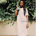 Tiwa Savage Is Pretty In White