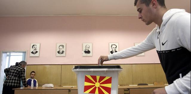 Κρίσιμες εκλογές και καμπές στα Σκόπια