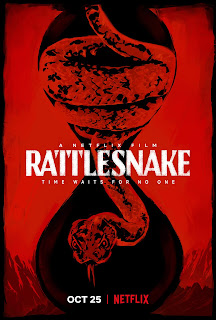 Download Rattlesnake (2019) Dual Audio {Hindi+English} Full Movie 480p 297MB