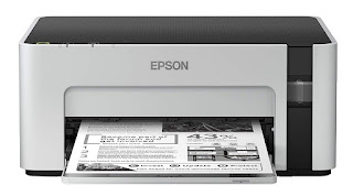 Epson EcoTank ET-M1100 Drivers Download, Review, Price