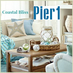Coastal Decor at Pier 1