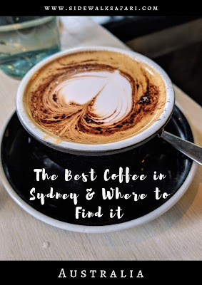 The best coffee in Sydney Australia
