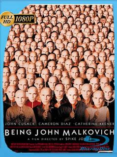 ¿Quieres Ser John Malkovich? [1999] HD [1080p] Latino [GoogleDrive] SilvestreHD