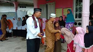 Pasca Peresmian Rumah Tahfidzul Qur'an di Malalo, Herman Sugiarto Harapkan ini.