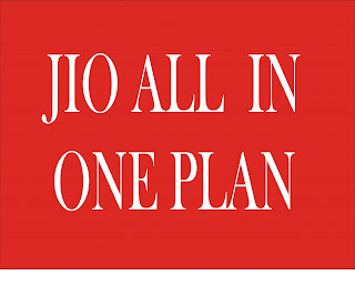 JIO All IN ONE PLANS