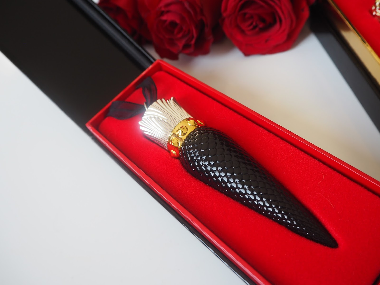 Christian Louboutin Lipsticks review-Rouge Louboutin Sheer Voile