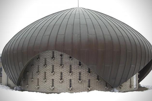 Masjid Nusrat Djahan, Copenhagen