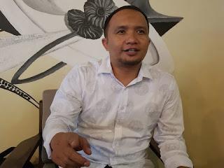 Direktur Eksekutif LOGIS, M Fihiruddin