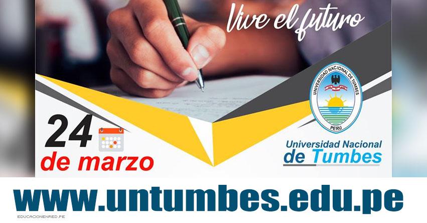 Resultados UNTUMBES 2019-1 (Domingo 24 Marzo) Lista de Ingresantes - Examen Admisión - Segunda Opción - Universidad Nacional de Tumbes - www.untumbes.edu.pe
