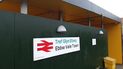Ebbw Vale Town station
