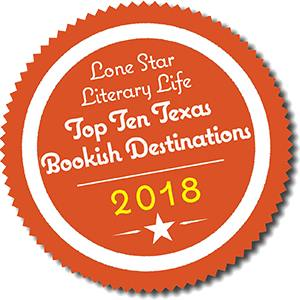 TOP TEN TEXAS BOOKISH DESTINATIONS