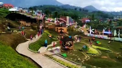 Taman Kelinci Batu Malang