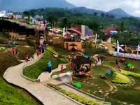 Taman Kelinci Pujon Kota Batu , Wisata Baru di Malang