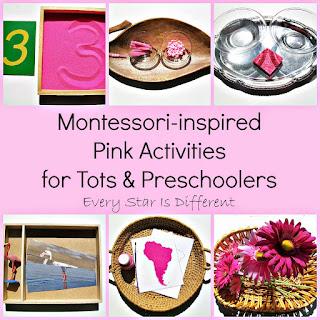 Pink activities