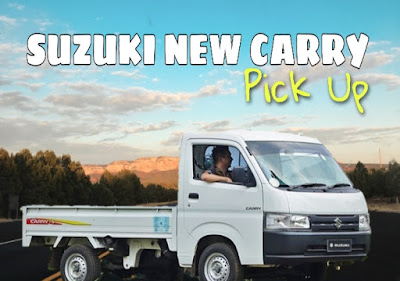 Mobil Suzuki new carry pick up