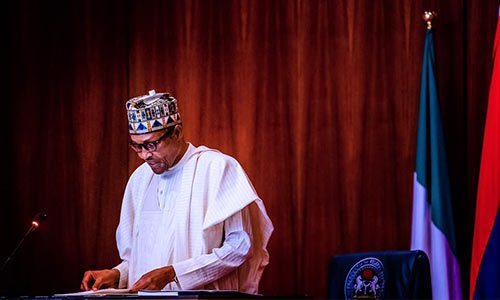 Buhari Seeks Approval For N147bn Refund To Ondo, Rivers, Three Other States