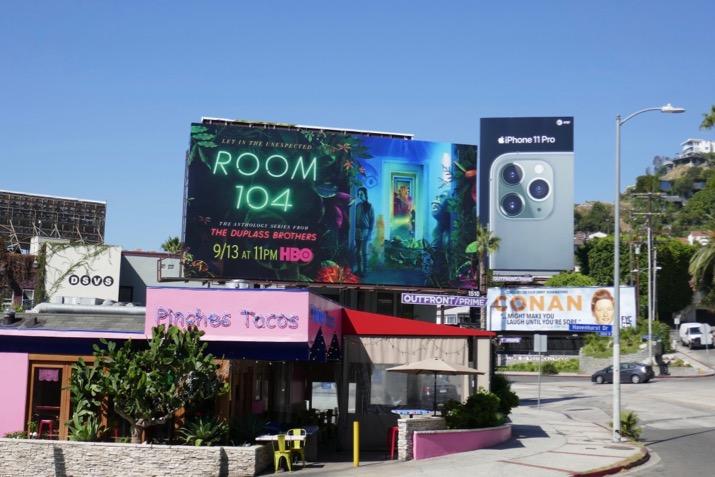 Room 104 season 3 billboard