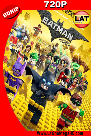 LEGO Batman: La Pelicula (2017) Latino HD BDRip 720p ()