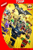 LEGO Batman: La Pelicula (2017) Latino HD BDRip 720p - 2017