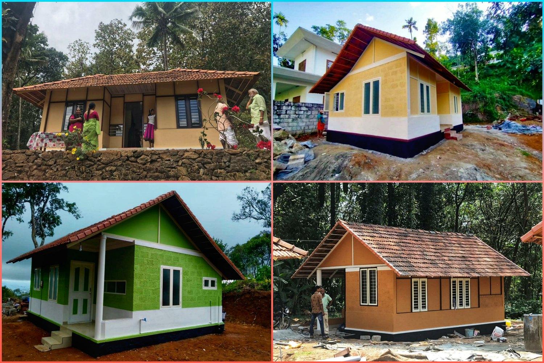 cabin homes in Kerala