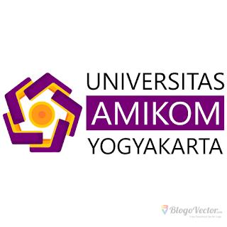 Universitas AMIKOM Yogyakarta Logo vector (.cdr)