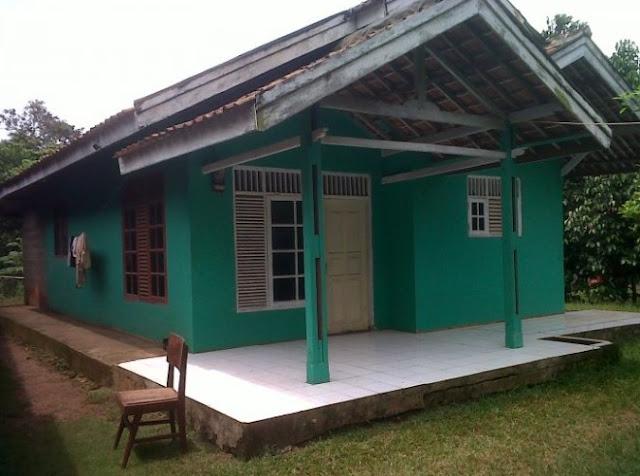 village indian style single floor house front design