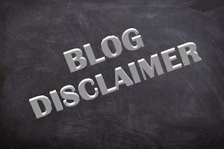 Cara Membuat Blog Disclaimer