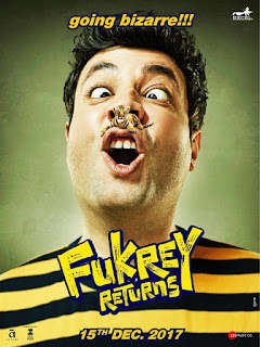 Fukrey Returns First Look Poster 7