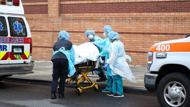 الولايات المتحدة تسجل أكبر ارتفاع يومي للإصابات بفيروس كورونا