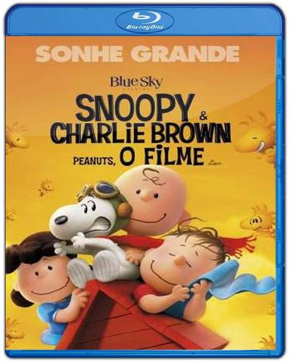 Baixar Snoopy e Charlie Brown Peanuts O Filme 3D 1080p Dual Áudio Bluray Torrent